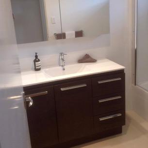 Bathroom renovation review, Jane